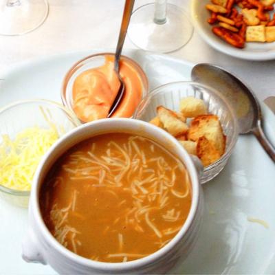 Pack soupe + rouille + crouton