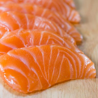 Sashimi de Saumon (200g)