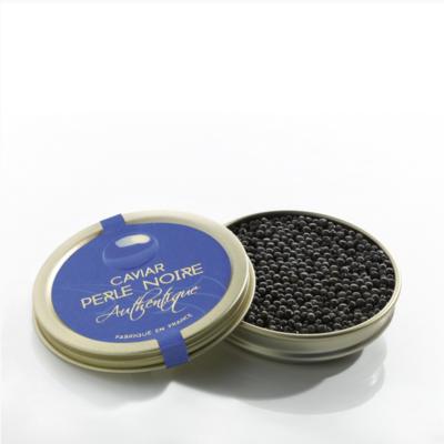 Caviar PERLE NOIRE Authentique 20g