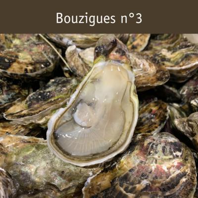 Bouzigues n°3 - sur plateau*