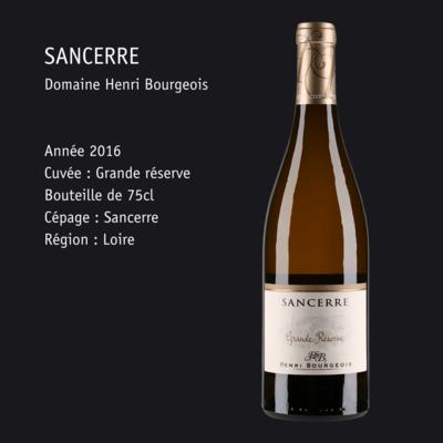 SANCERRE - Henri Bourgeois