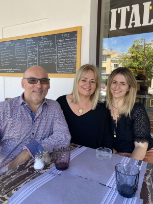 image de profile de Marco, Florence et Audrey