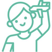 Image de la categorie Enfants de Commerçants L'Islois