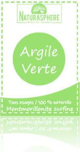 Argile Verte 500grs