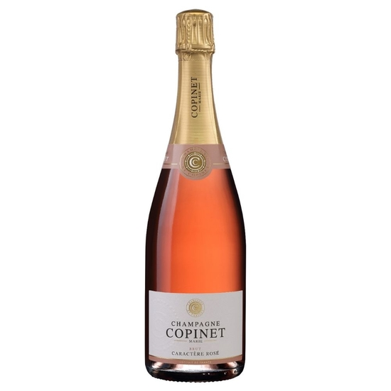 Champagne Copinet Brut Caractère Rosé