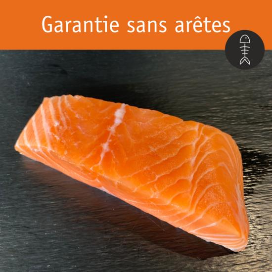 Saumon label rouge (200g)