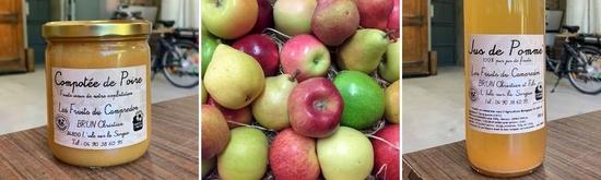 photo de couverture de Les Fruits du Campredon