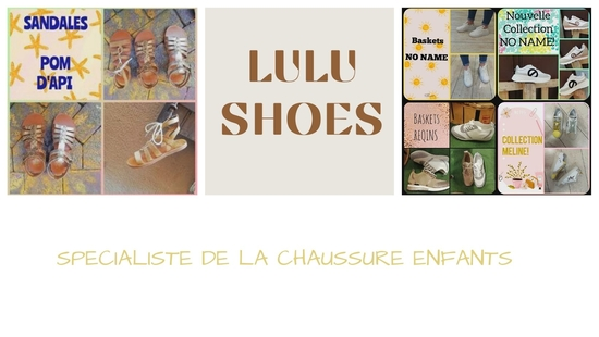 photo de couverture de Lulu Shoes
