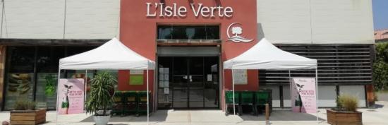 photo de couverture de L'Isle Verte
