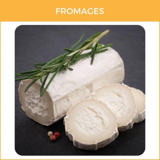 Les fromages et crèmeries