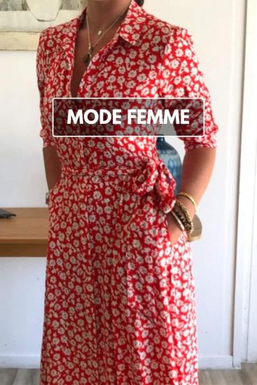 Produits de la catégorie mode femme