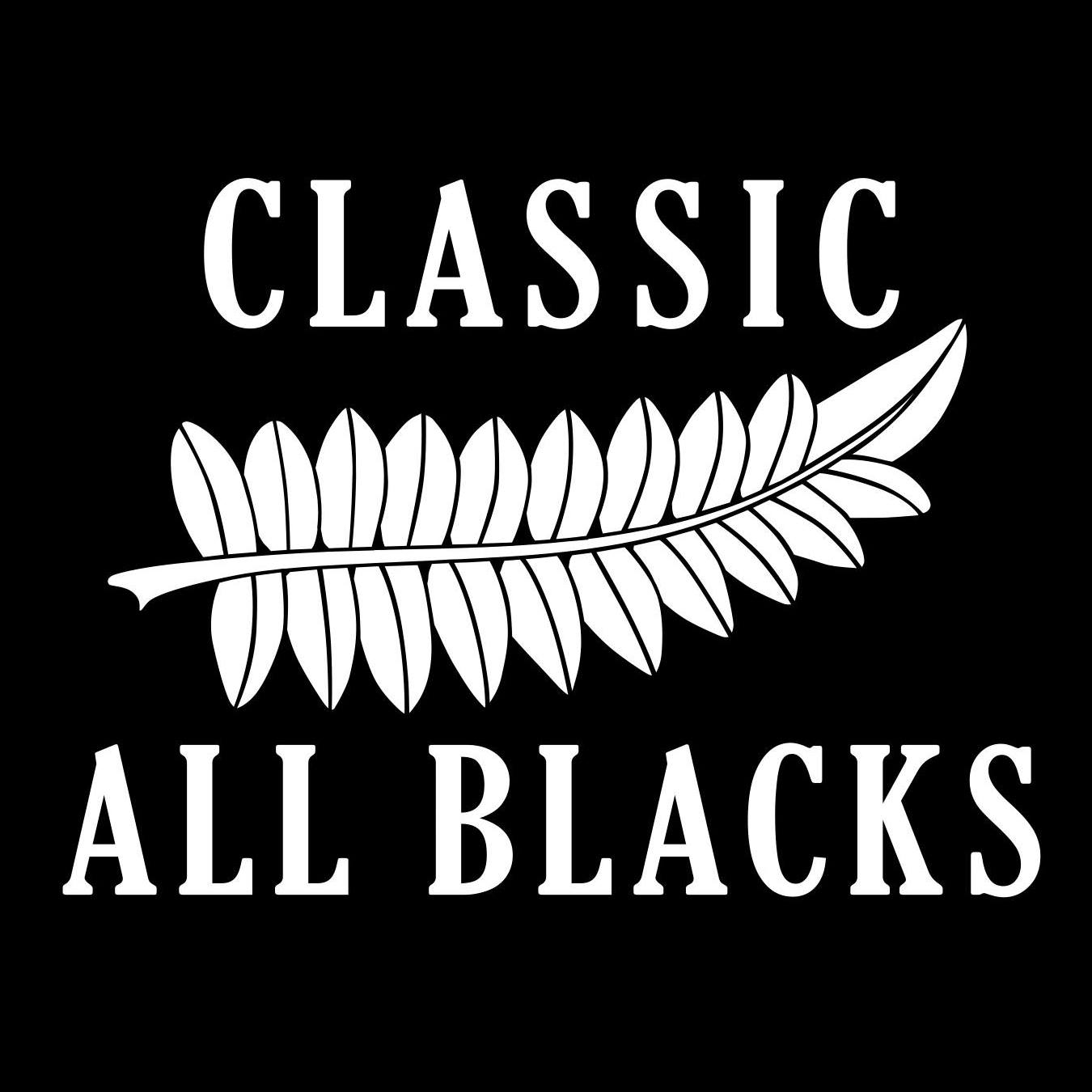 logo Classic All Blacks