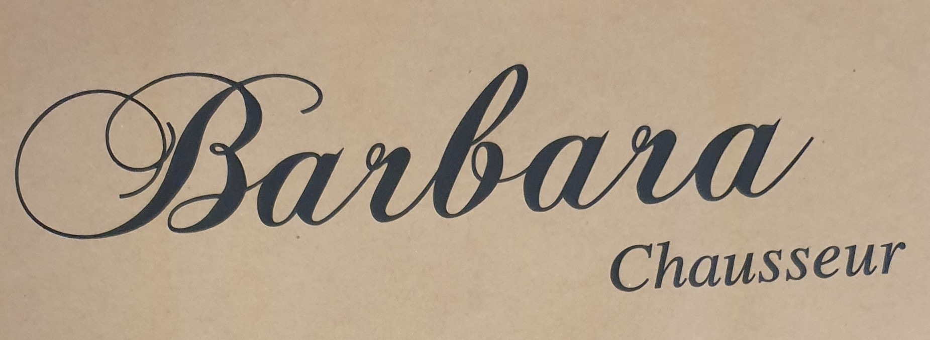 logo Barbara Chausseur