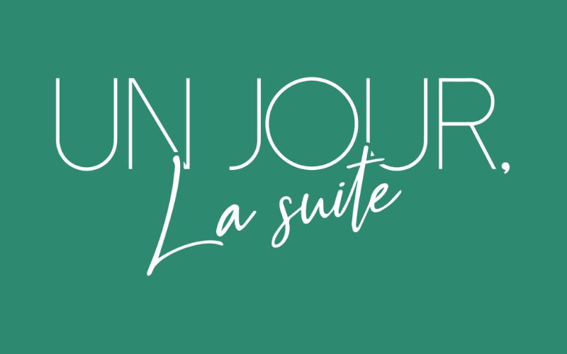 logo Un Jour, La Suite