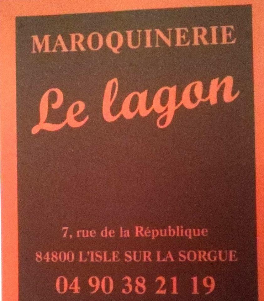 logo Le Lagon Maroquinerie