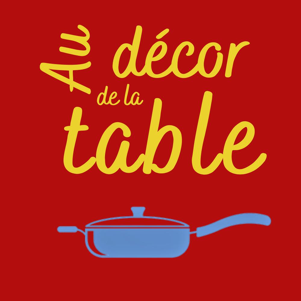 logo Au Décor de la Table
