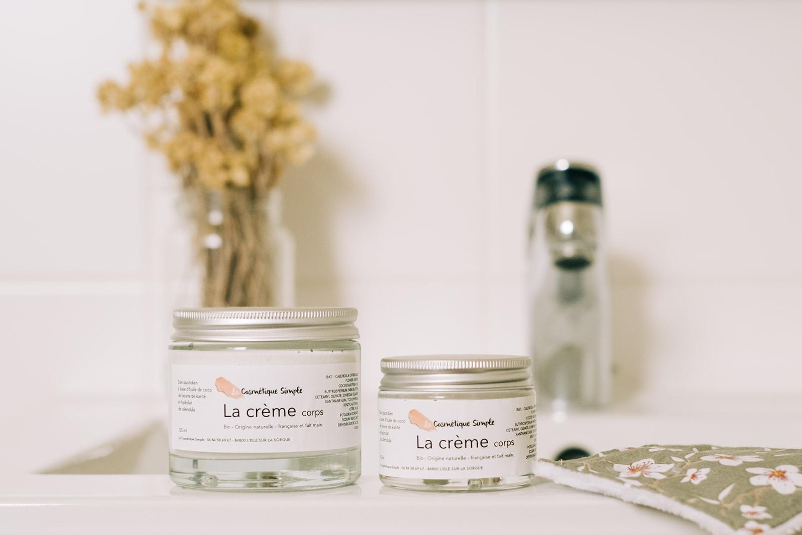 La crème corps 50 ml